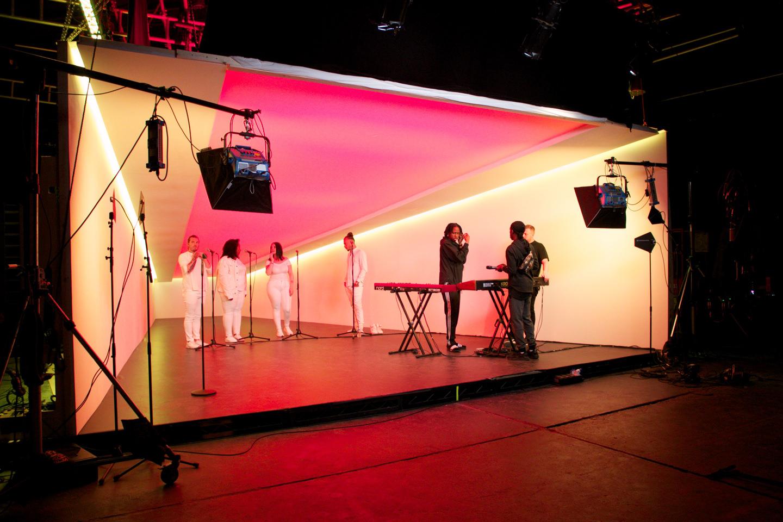 Black Stage East London Studios